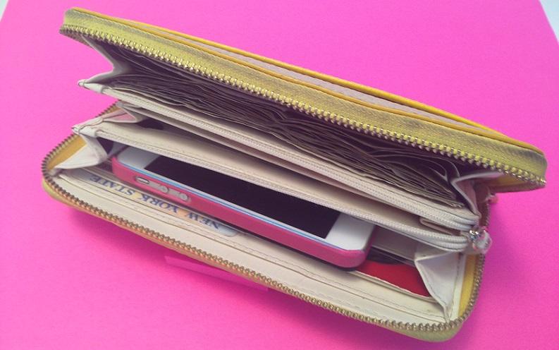 barbara corcoran wallet