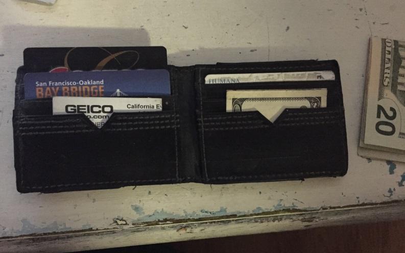 john rampton wallet
