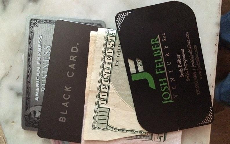josh felber wallet