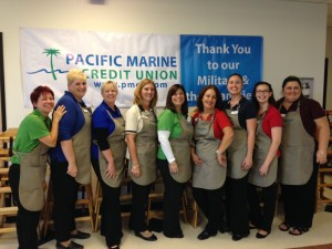 Pacific Marine Credit Union Dinner