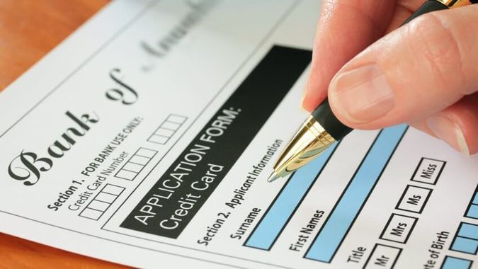 Exaggerating Information on a Credit Card Application