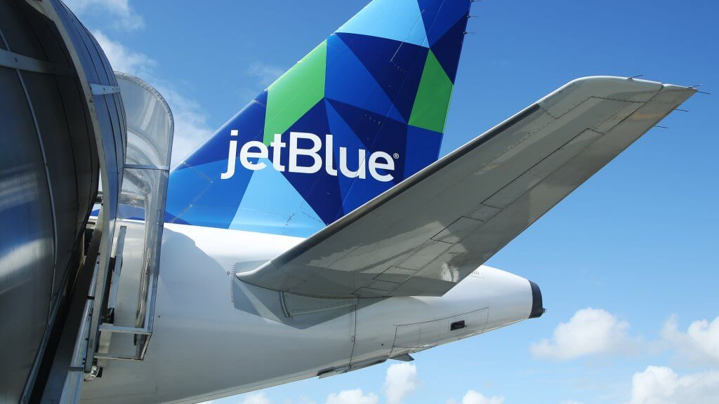 JetBlue Airways Upgrades