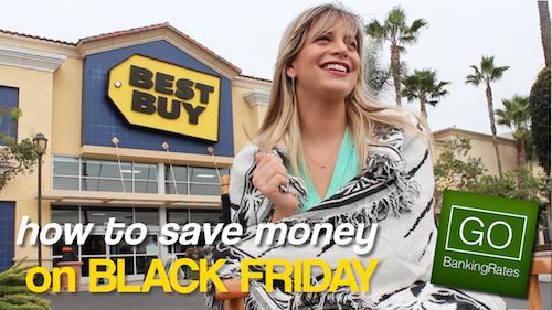 VIDEO: 4 Ways to Save Money on Black Friday