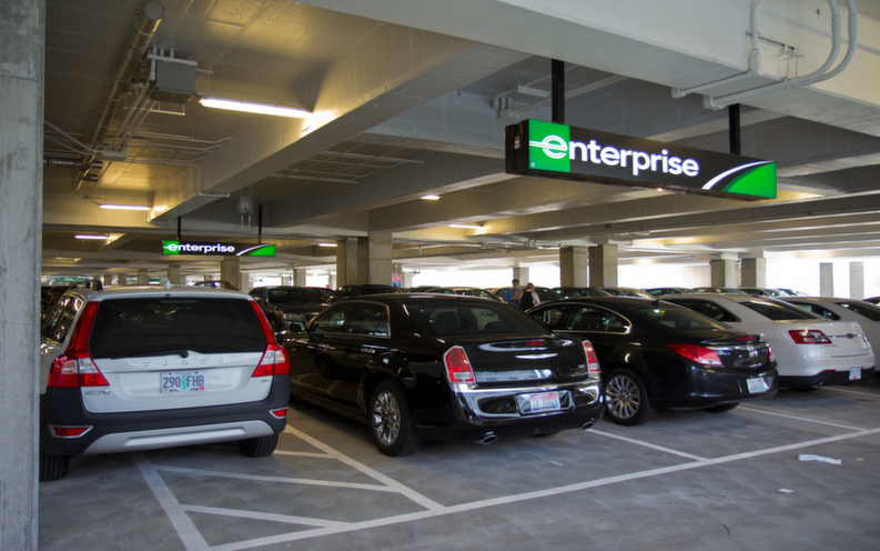 Enterprise Rental Car Charleston Airprot