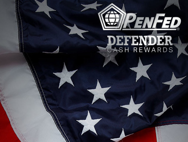 PenFed Launches Defender Visa Signature Card for Service Members in Honor of Veterans Day