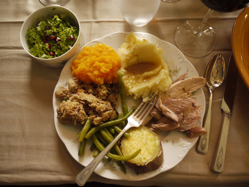 This Thanksgiving, Clean Your Plate to Save the Planet
