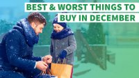The Best and Worst Things to Buy in December