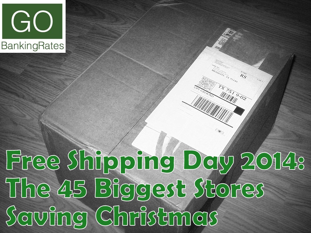 Free Shipping Day 2014: The 45 Biggest Stores Saving Christmas