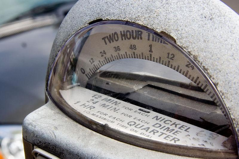 Avoid Parking Fees