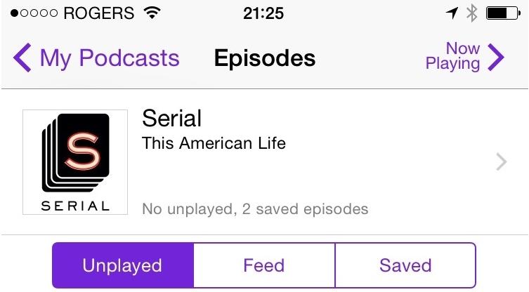 Serial Podcast - Free Listening on Podbean App