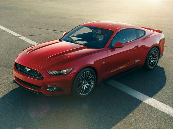 2015 ford mustang - ford