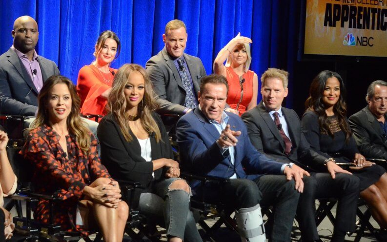 The New Celebrity Apprentice (2017) | Season 15