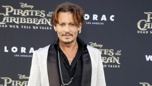 Johnny Depp's Net Worth as 'Dead Men Tell No Tales' Hits Theaters