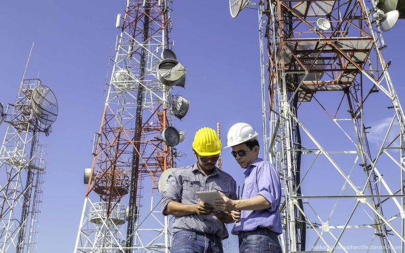 telecom technician salary