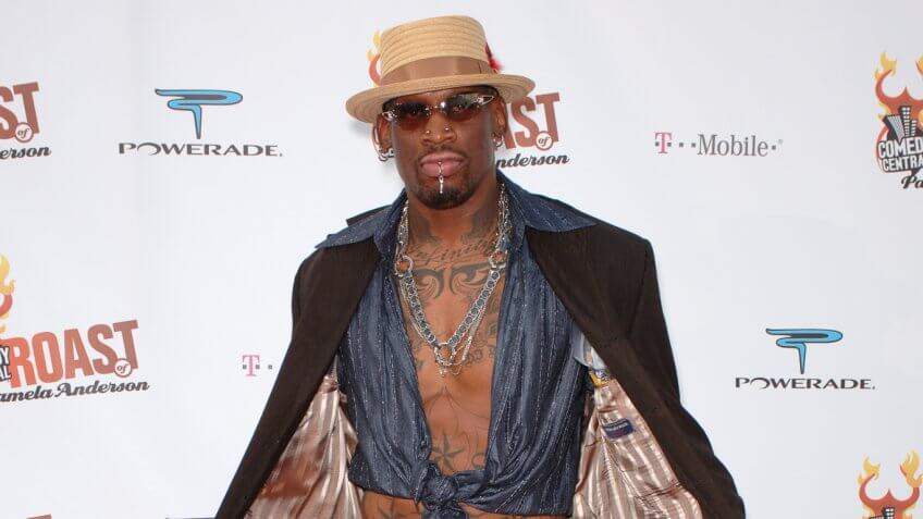 Dennis Rodman Net Worth