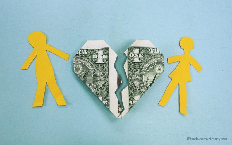 paying alimony is tax deductible