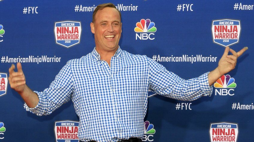 Matt Iseman Net Worth