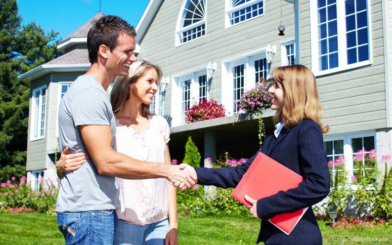 real estate broker salary