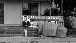 How I Went From Businessman to Bankrupt and Back Again