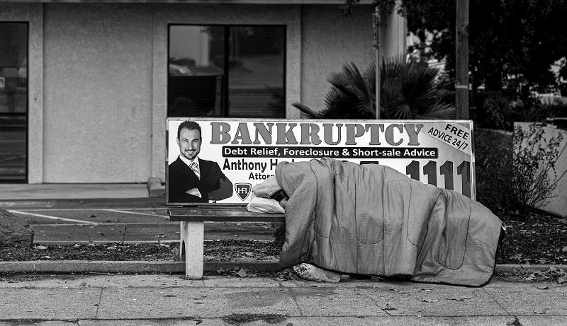 Why Bankruptcy Could Keep You Unemployed Forever