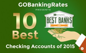 Best Checking Accounts 2015