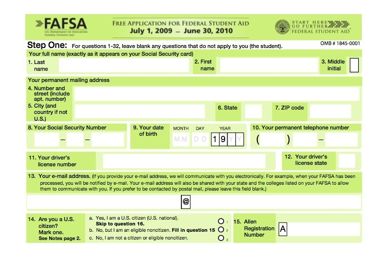2015 FAFSA Application Now Live, Submit It Now for Double the ...