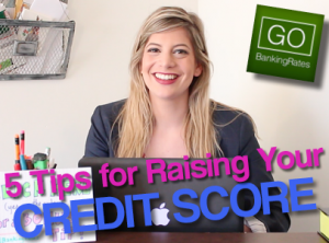 how to raise your credit score fast