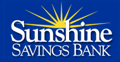 sunshine savings bank