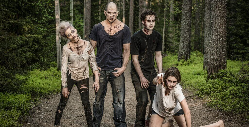 'The Walking Dead' Returns: How to Make a Zombie ...