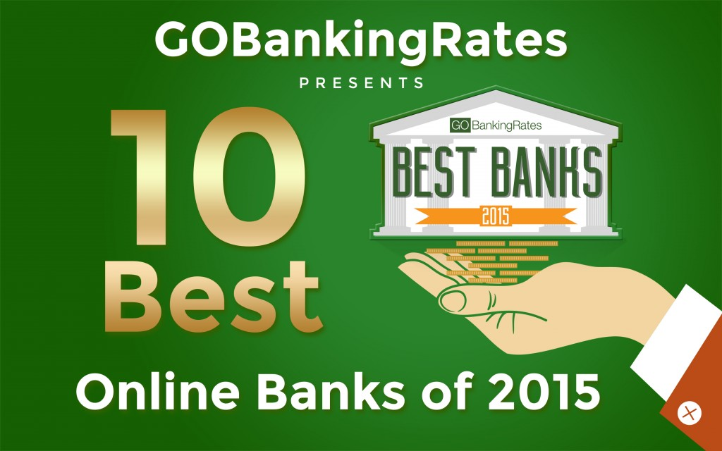 10 Best Online Banks of 2015