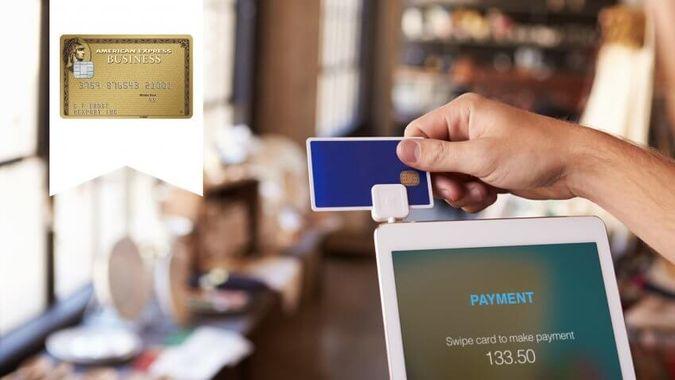 American Express Business Gold Rewards Card