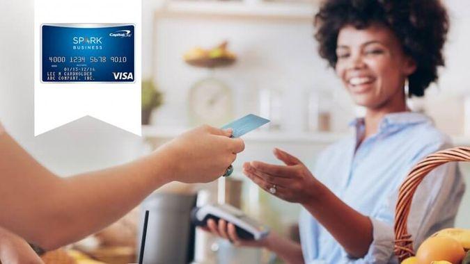 Capital One Spark Business Miles or Cash Card