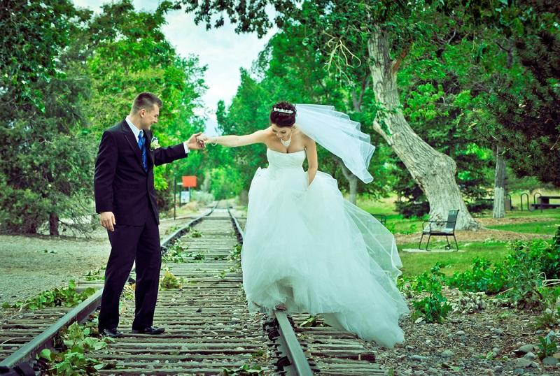 A Tale of Two Newlyweds