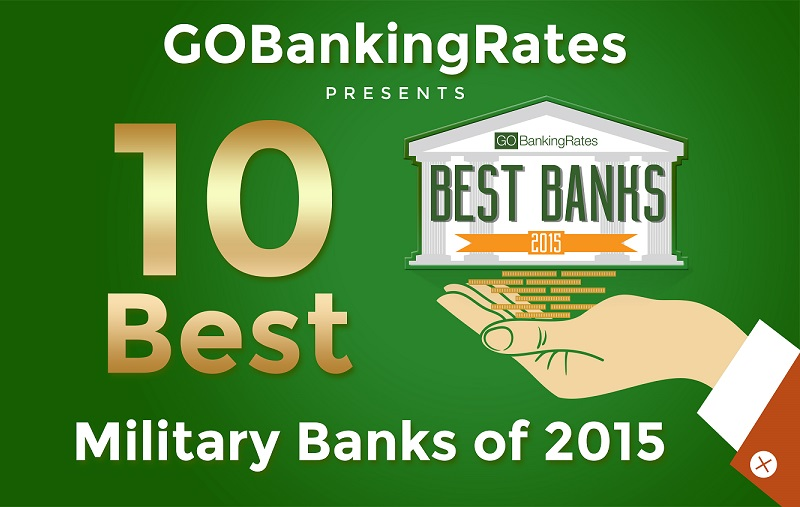 10 Best Military Banks of 2015