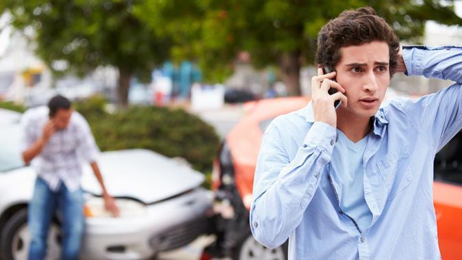 car crash emergency fund