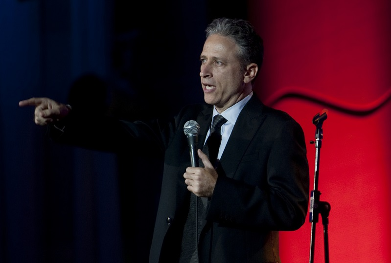 What Jon Stewart's Retirement Fund Is Worth as He Leaves The Daily Show