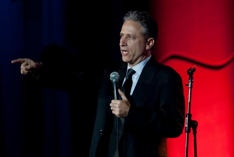 Jon Stewart's Retirement Fund