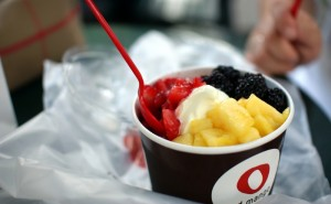 national frozen yogurt day