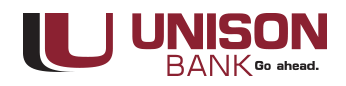 Unisaver Savings Rates Today: Unison Bank at 1.00% APY