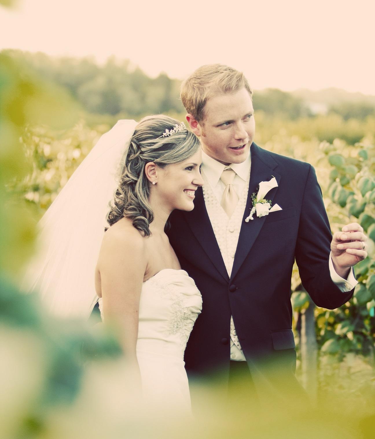 elder wedding