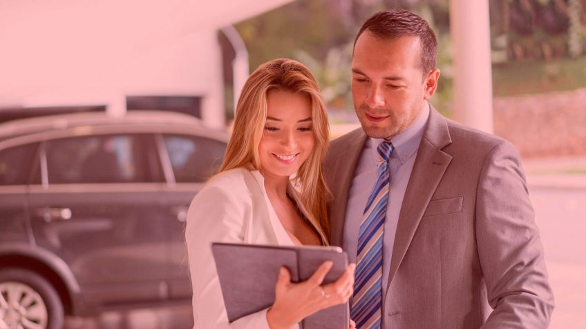 don't rely on dealership financing