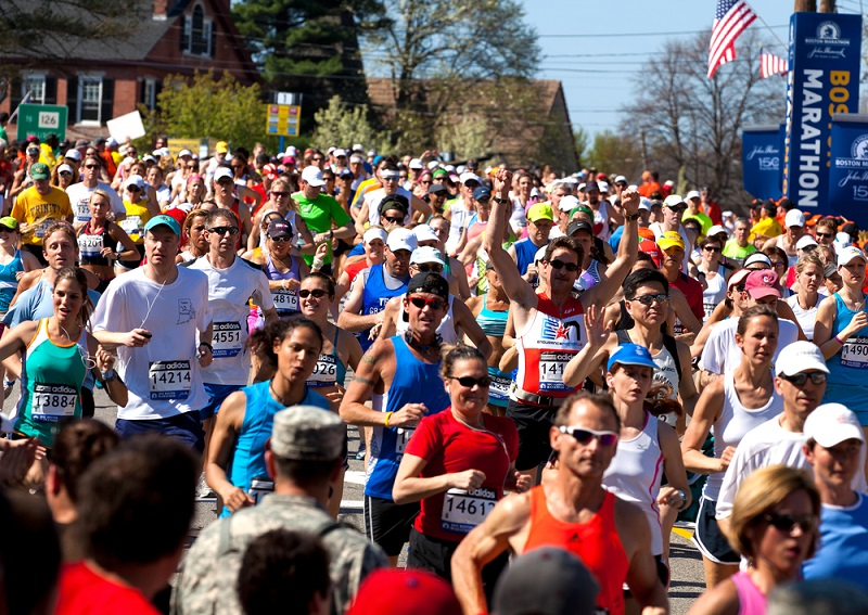 5 Ways to Prepare for the 2016 Boston Marathon Using Your Checking Account
