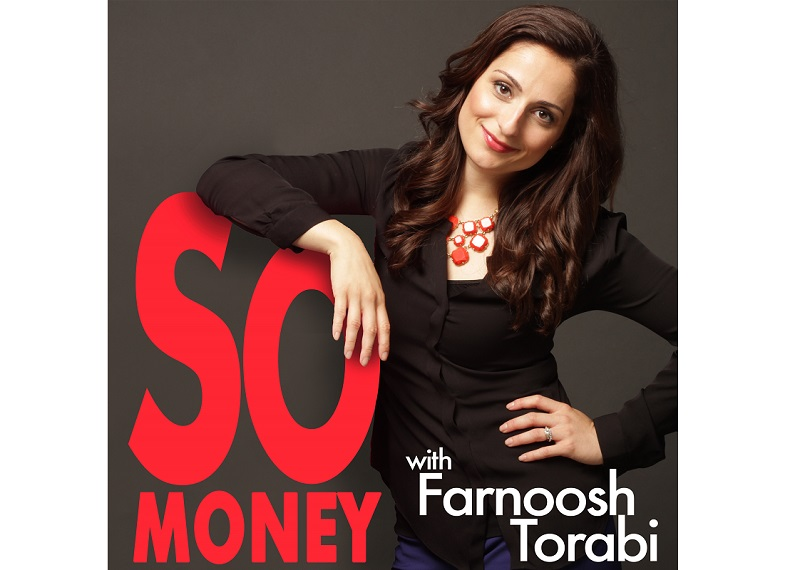 Farnoosh Torabi, Host of 'So Money,' Wins Best Financial Podcast of 2015