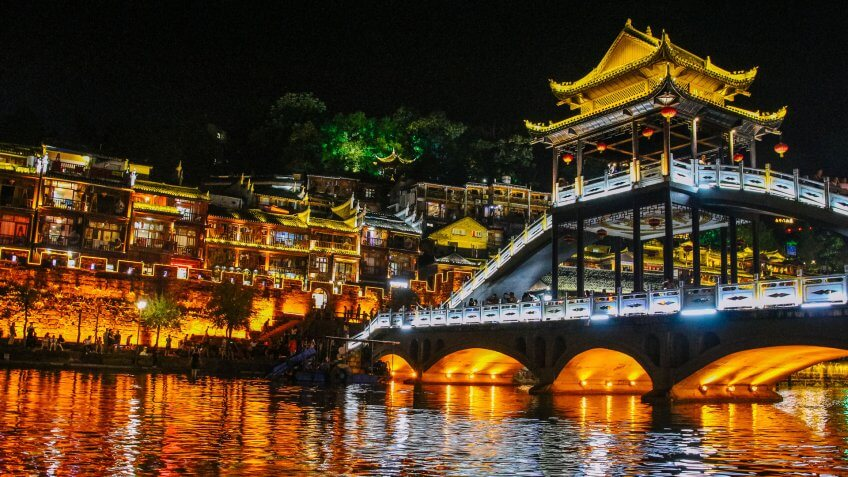 China old town, How Much to Tip When Traveling to These 25 Countries