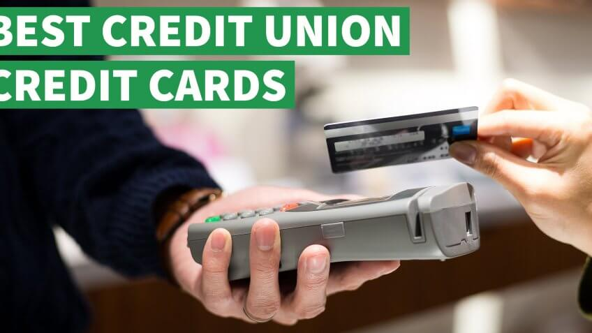 10 Best Credit Union Credit Cards