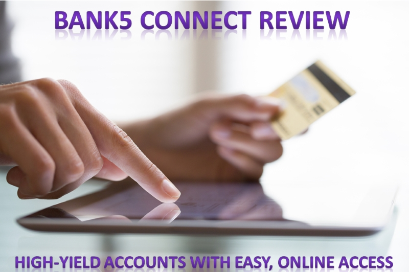 Bank5 Connect Review: High-Yield Accounts With Security