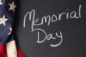 banks memorial day