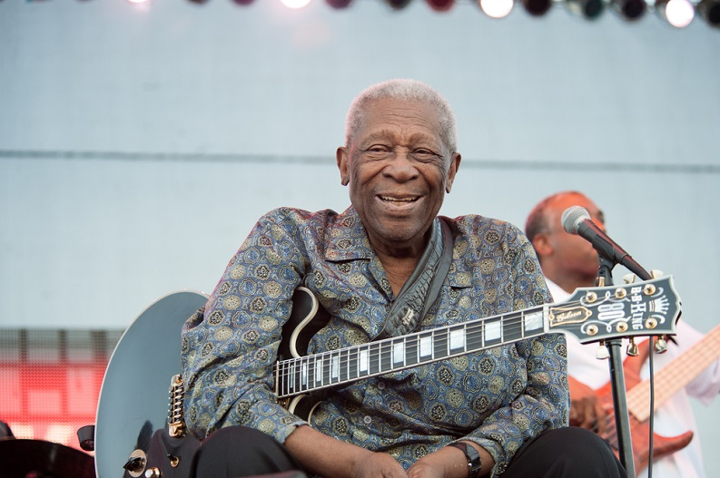 B.B. King, 15-Time Grammy Winner and Millionaire, Dies at Age 89