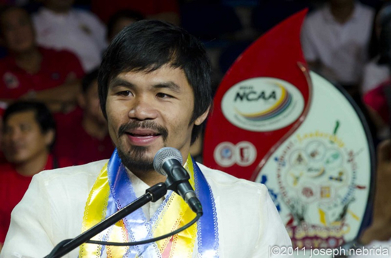 Manny Pacquiao Accused of Fraud in $400 Million Floyd Mayweather Fight