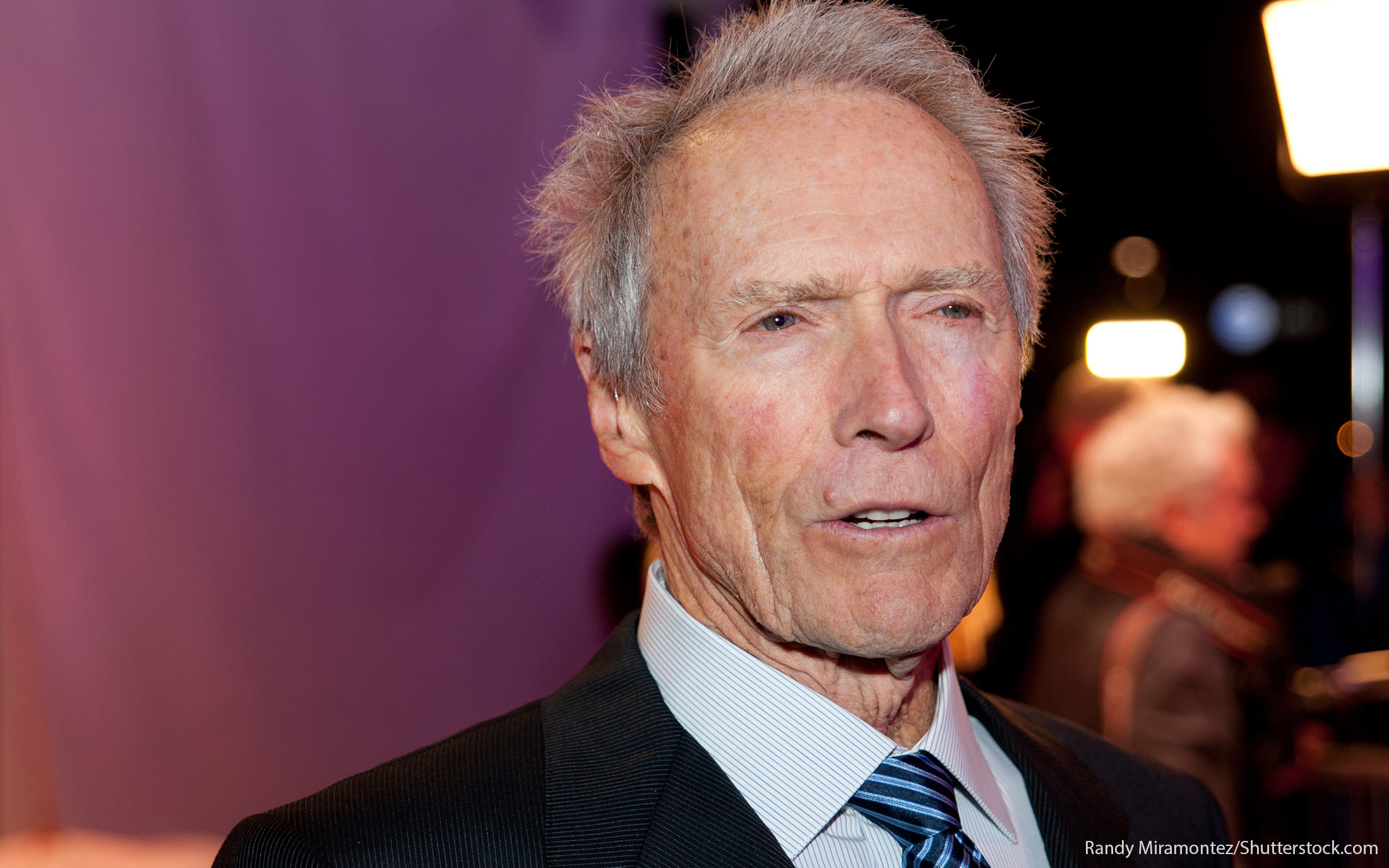 Clint Eastwood's Net...